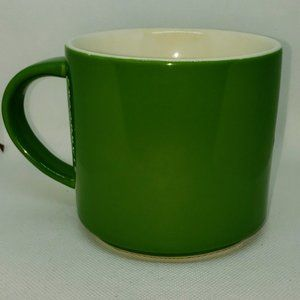 STARBUCKS Green Coffee Mug 2012